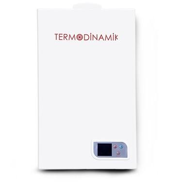 Termodinamik 22 Kw Hermetik Doğal Gazlı Şofben